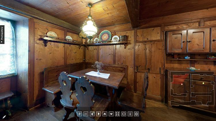 Pixeloose studio abitazione in stile walser for Costruttore di case da sogno virtuale